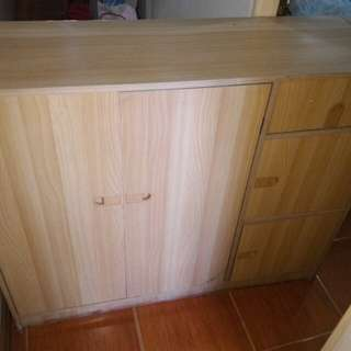Kiddie Cabinet (Laminated)