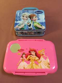 Lunch box/and can organizer