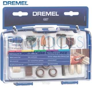 DREMEL 687 MULTIPURPOSE SET 52'S (26150687JA)