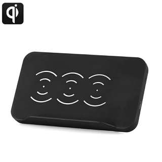 Qi Wireless Phone Charger - Qi Compliant, 76% Efficiency, 5V 1A Output (CVAIA-A869)