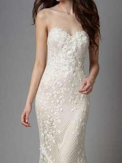 Wedding Dress Catherine Deane 99% new