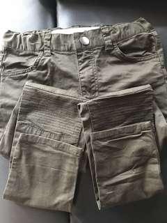 BN boy Cotton On Khakis pant