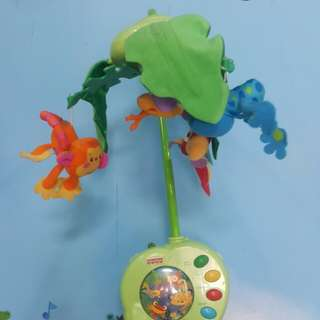Fisher Price Mobile Music