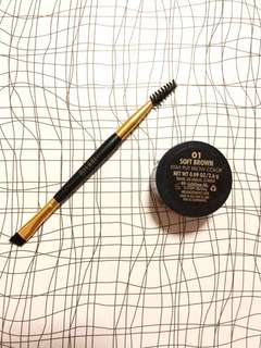 Milani Stay Put Brow Color | Soft Brown