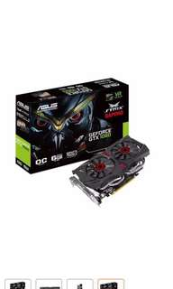 Asus Strix GTX1060 6GB