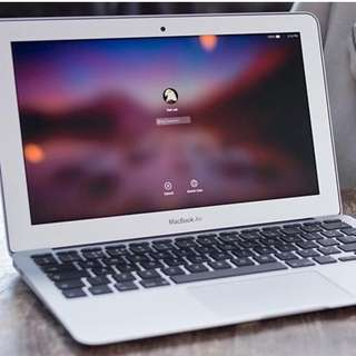 kredit APPLE MacBook Air 11 MJVM2/ID Silver