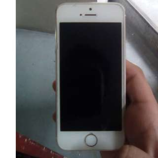 Iphone 5s 32gb FU defective