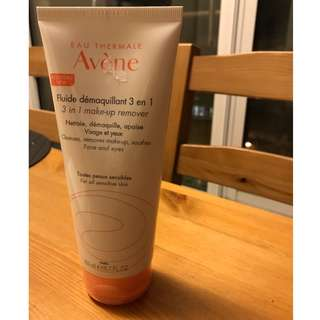 L'eau Thermale Avène 3 in 1 Makeup remover