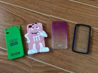 iPhone 4s casings (sold as set)