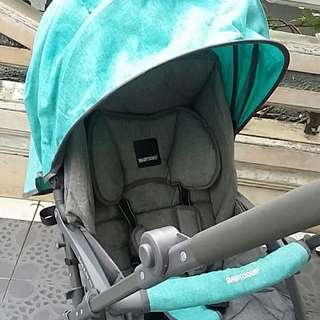 #momratu Stroller babydoes