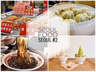 Printed Photographs Photocards Set (Seoul Food Seoul #2)
