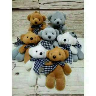Gantungan teddy bear