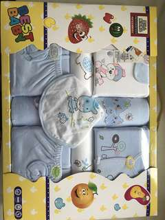 New Born Baby Gift Set - Baby Boy