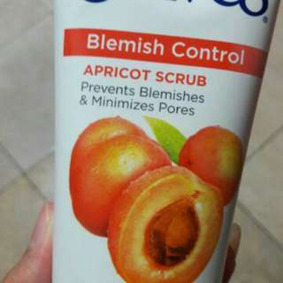 St ives blemsih control apricot scrub