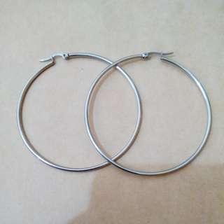 Hypoallergenic Hoop Earrings