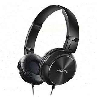 Philips DJ Style Headphones