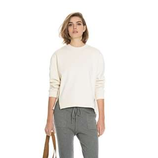 Country Road Crop Sweater