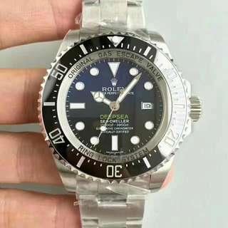 Rolex D-Blue大鬼王SEA-DWELLER