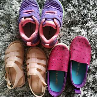 Bundle Toddler Shoes/Not selling them individually