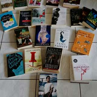 22 books for the price of 1