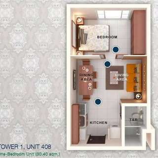 """RFO affordable condo in mandaluyong  """"vista shaw condo"""" Rent to own"""