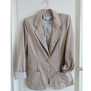 COTTON ON Khaki Blazer