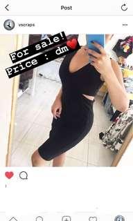 Party Dress Black 01