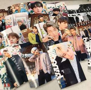 (UPCOMING READYSTOCK) BTS BILLBOARD MAGAZINE POSTER