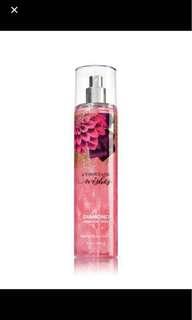 Bath & Body Works perfume