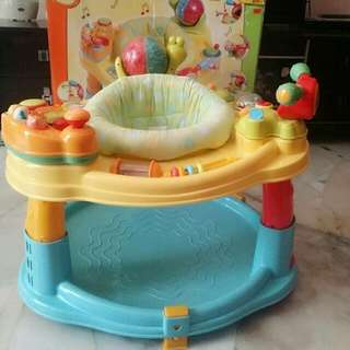 🚼 ACTIVITY STATION BABY 6month ++