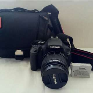 Canon 600D DSLR