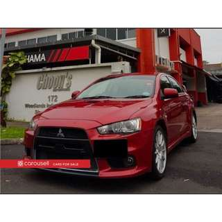 Mitsubishi Evolution 10 GSR