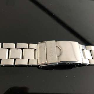 Tag Heuer Authentic Stainless Steel Strap