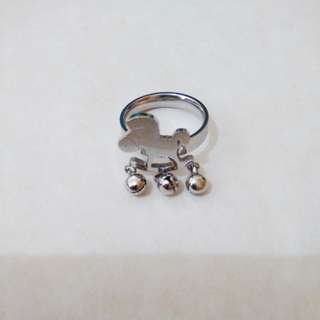 Lucky Horse Ring Size 7
