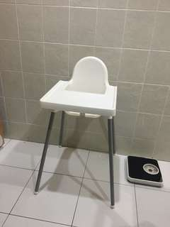 Baby Chair IKEA high chair