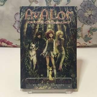 Avalon: Circles In The Stream - Rachel Roberts