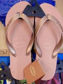 Branded Overun Slipper