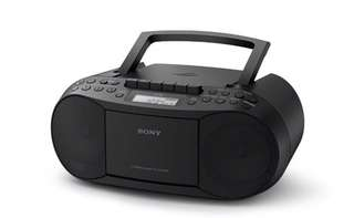 SONY CFD-S70 Portable CD Cassette Boombox - BNIB