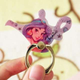 阿拉丁神燈 茉莉公主指環