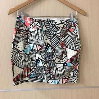 (2件再9折)H&M短裙