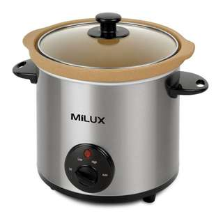 Milux Ceramic Slow Cooker - 200W (MSC-35)
