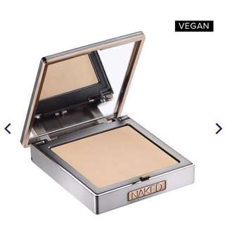 100% BRAND NEW ORI URBAN DECAY NAKED SKIN COMPACT POWDER