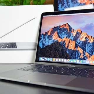 kredit APPLE MacBook Pro 13 MPXT2 Gray