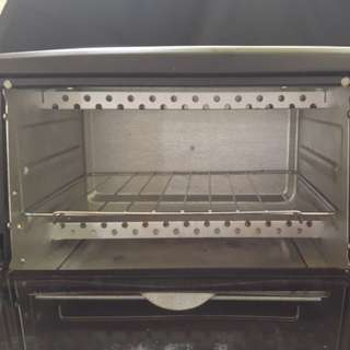 American heritage oven toaster 12 liter w box