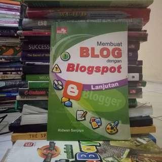 Membuat Blog dengan Blogspot Lanjutan