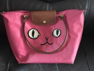 Longchamp bag pink