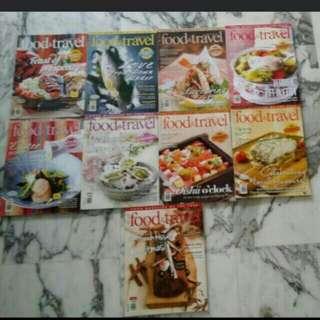 Cook Books (9 magazines)