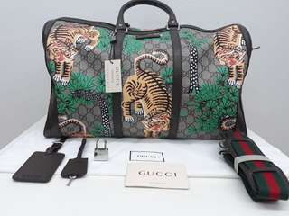 Gucci travel bag premium