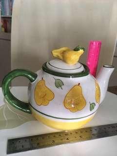 Novelty Collectible Tea Pot