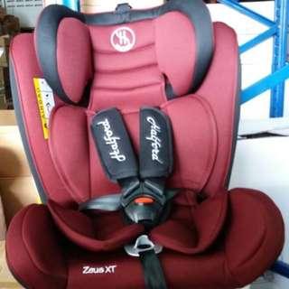 Halford zeus xt Car Seat